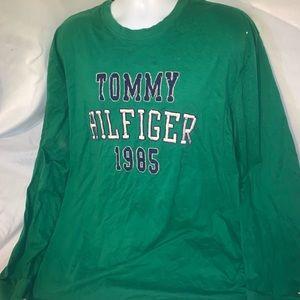 Tommy Hilfiger men's long sleeve t shirt 2XL